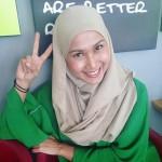 2 - Amy Mastura Akui Bimbang Anaknya Jadi Artis - ROTIKAYA