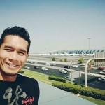 5 - Fahrin Ahmad Berwaspada Kongsi Gambar Di Sosial Media - ROTIKAYA