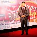 5 - Fizo Omar Sambung Pengajian di Peringkat Sarjana - ROTIKAYA