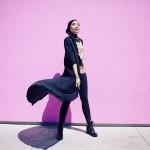 7 - Yuna Mohon Peminat Doakan Cepat Bertemu Jodoh - ROTIKAYA