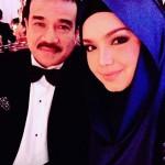 8 - Dato' Siti Nurhaliza Kagumi Christiano Ronaldo Bantu Umat Islam - ROTIKAYA