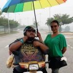 1- Gadis Sabah Berjaya Pikat Hati Abam Bocey & Keluarga - ROTIKAYA