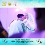 1 - _plus_Mila Jirin Dan Suami Selamat Diijabkabul - ROTIKAYA