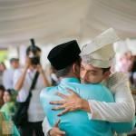15- Di Sekitar Majlis Resepsi Shukri Yahaya Dan Tya Adnan - ROTIKAYA