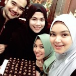 2 - Kandungan Dato' Siti Nurhaliza Masuk Bulan Kedua - ROTIKAYA