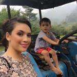 2- Nur Aurora Nama Anak Kedua Diana Danielle, Farid Kamil - ROTIKAYA