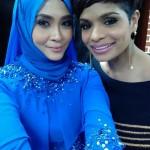 2- Siti Nordiana Selesa Dengan Status Janda - ROTIKAYA