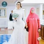 25 - Di Sekitar Majlis Pernikahan Nadia Annuar, Suami - ROTIKAYA