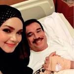 3 - Kandungan Dato' Siti Nurhaliza Masuk Bulan Kedua - ROTIKAYA