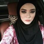 3 - Kini Berhijab, Syatilla Melvin Elak Sentuh Lelaki - ROTIKAYA