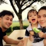 4- Diana Danielle Selamat Lahirkan Anak Kedua - ROTIKAYA