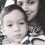 4- Nur Aurora Nama Anak Kedua Diana Danielle, Farid Kamil - ROTIKAYA