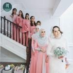 5 - Di Sekitar Majlis Pernikahan Nadia Annuar, Suami - ROTIKAYA