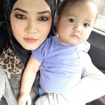 5 - Kini Berhijab, Syatilla Melvin Elak Sentuh Lelaki - ROTIKAYA