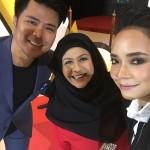 5 - Nora Danish Mohon Maaf Rekaan Menyerupai Rahib - ROTIKAYA