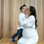 6- Nur Aurora Nama Anak Kedua Diana Danielle, Farid Kamil - ROTIKAYA