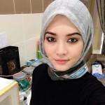 7 - Syatilla Melvin Kini Bertudung, Bersedia Jadi Isteri - ROTIKAYA