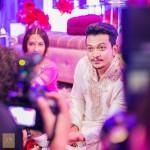 9- Di Sekitar Majlis Pernikahan Shukri Yahaya Dan Tya Adnan - ROTIKAYA