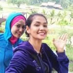 00001 - Jarang Tayang Suami, Zarina Zainuddin Jaga Hati Madu - ROTIKAYA