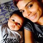 1- Jaclyn Victor, Suami Tidak Mahu Anak Dibesarkan Di Amerika Syarikat - ROTIKAYA
