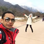 11- Gambar Percutian Memey Suhaiza Dan Norman Hakim Ke Korea Selatan - ROTIKAYA