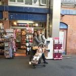 12- Gambar Percutian Awal Ashaari Dan Keluarga Ke Jepun - ROTIKAYA