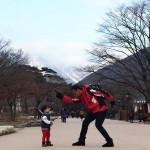 13- Gambar Percutian Memey Suhaiza Dan Norman Hakim Ke Korea Selatan - ROTIKAYA