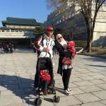 14- Gambar Percutian Memey Suhaiza Dan Norman Hakim Ke Korea Selatan - ROTIKAYA