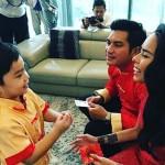 14- Sekitar Majlis Minum Teh Rai Perkahwinan Keith Foo, Isteri - ROTIKAYA