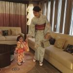 17- Gambar Percutian Awal Ashaari Dan Keluarga Ke Jepun - ROTIKAYA