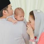 2- Sekitar Majlis Akikah Anak Pertama Erin Malek - ROTIKAYA