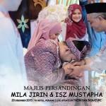 3- Di Sekitar Majlis Persandingan Mila Jirin Dan Suami - ROTIKAYA