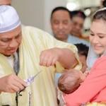 3- Sekitar Majlis Akikah Anak Pertama Erin Malek - ROTIKAYA