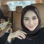 4- Aeril, Wawa Zainal Tak Menyesal Kahwin Muda - ROTIKAYA