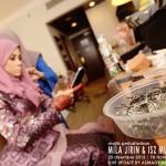 4- Di Sekitar Majlis Persandingan Mila Jirin Dan Suami - ROTIKAYA