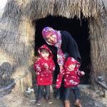 4- Gambar Percutian Memey Suhaiza Dan Norman Hakim Ke Korea Selatan - ROTIKAYA