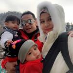 5- Gambar Percutian Memey Suhaiza Dan Norman Hakim Ke Korea Selatan - ROTIKAYA