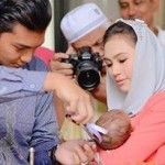 5- Sekitar Majlis Akikah Anak Pertama Erin Malek - ROTIKAYA