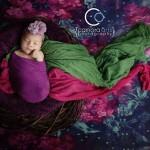 6- Diana Danielle Kongsi Gambar Nur Aurora Di Instagram - ROTIKAYA