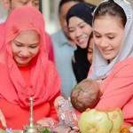 7- Sekitar Majlis Akikah Anak Pertama Erin Malek - ROTIKAYA