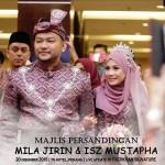 8- Di Sekitar Majlis Persandingan Mila Jirin Dan Suami - ROTIKAYA