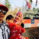 8- Gambar Percutian Memey Suhaiza Dan Norman Hakim Ke Korea Selatan - ROTIKAYA
