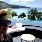 9- Che Ta, Zain Saidin Rai Ulangtahun Perkahwinan Di Phuket - ROTIKAYA