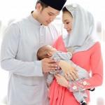 9- Sekitar Majlis Akikah Anak Pertama Erin Malek - ROTIKAYA