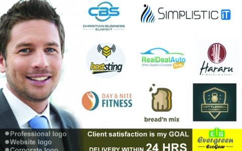 cheap 2d logo design